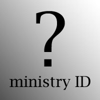New ministry ID