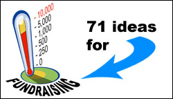 71 fundraiser ideas