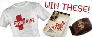 Win To Save A Life schwag!