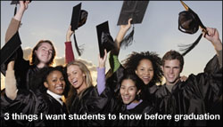 What students should know before graduation