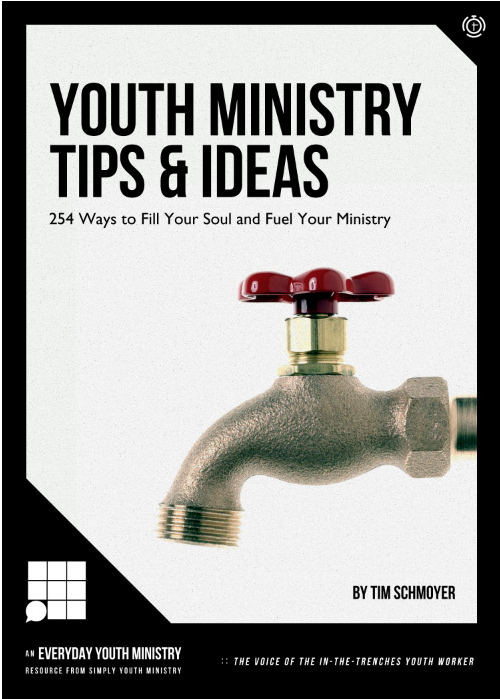Youth Ministry Tips and Ideas