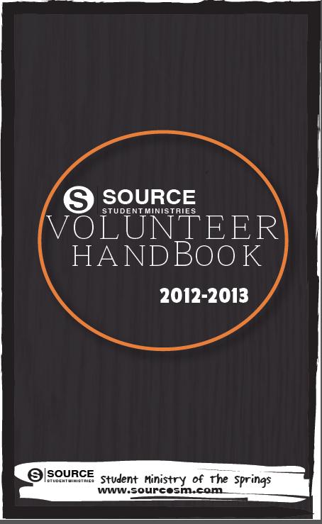 Free youth leader training handbook