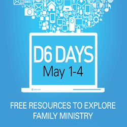 FREE online family ministry training for the next 4 days