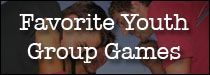 Favorite youth group games